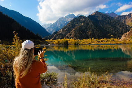 Issyk Lake, Pearl of Almaty