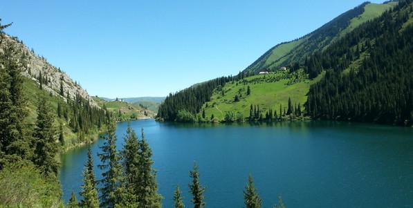 Kolsai Lake