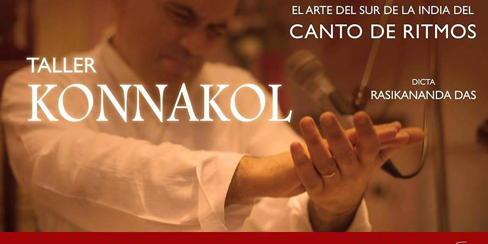 Konnakol - Antiguo Arte de Cantar Ritmos