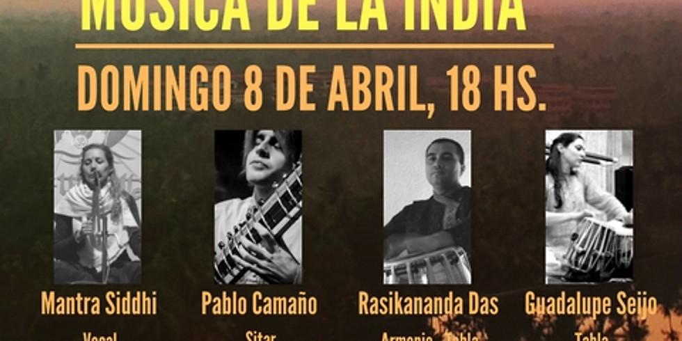 """""""Samvaad"""" Concierto de Música de la India"""