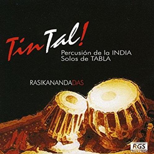 "CD ""Tin Tal!"" de Rasikananda Das"
