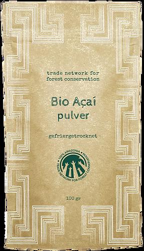 100% Amazonia Pure Organic Acai Powder 100 g   Fresh Extract   Freeze-Dried