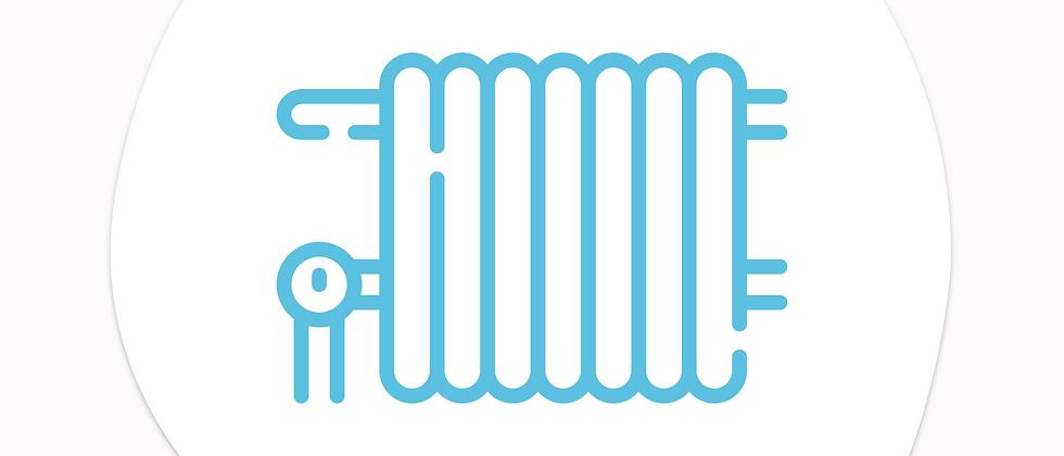 Čištění radiátorů