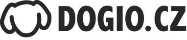 Dogio.cz logo nove obrysove sedy obdelni