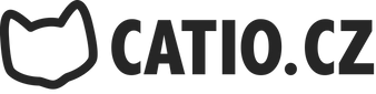 Catio.cz logo nove obrysove sedy obdelni