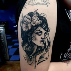 succubus tattoo