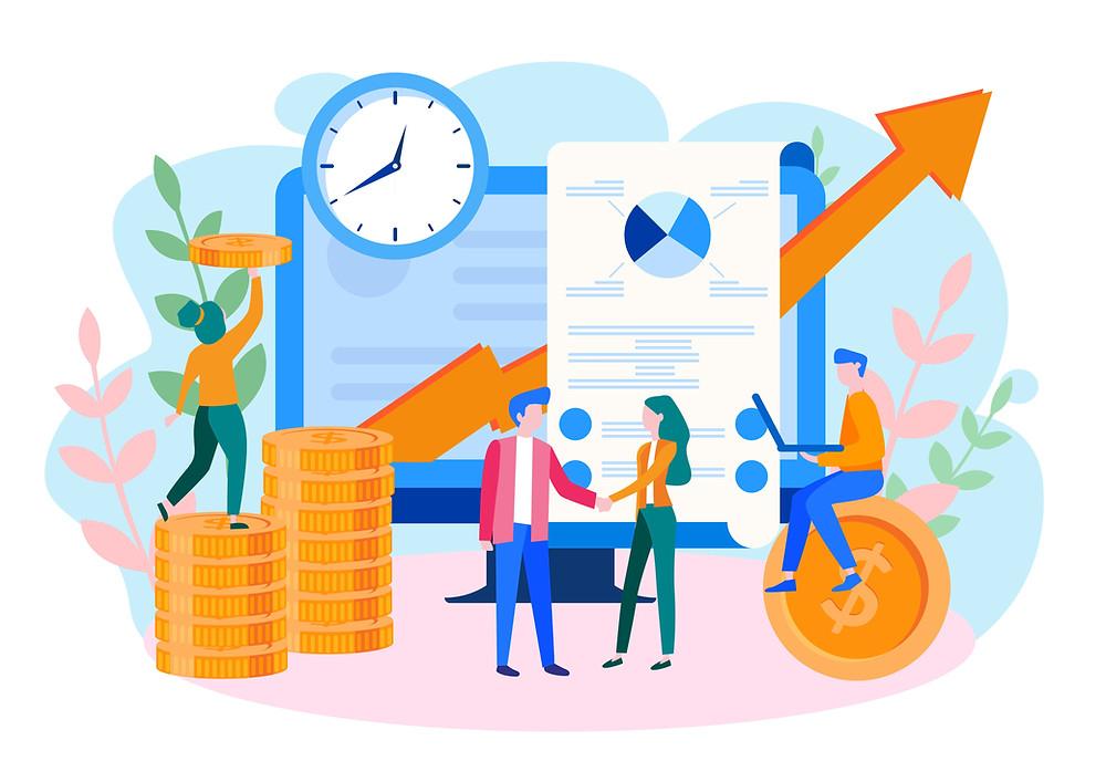 débouchés et métiers comptable et financiers