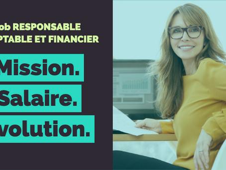 Comprendre le métier de Responsable Comptable et Financier en entreprise