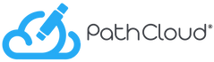 PathCloud Logo - Landscape_REG - Light B