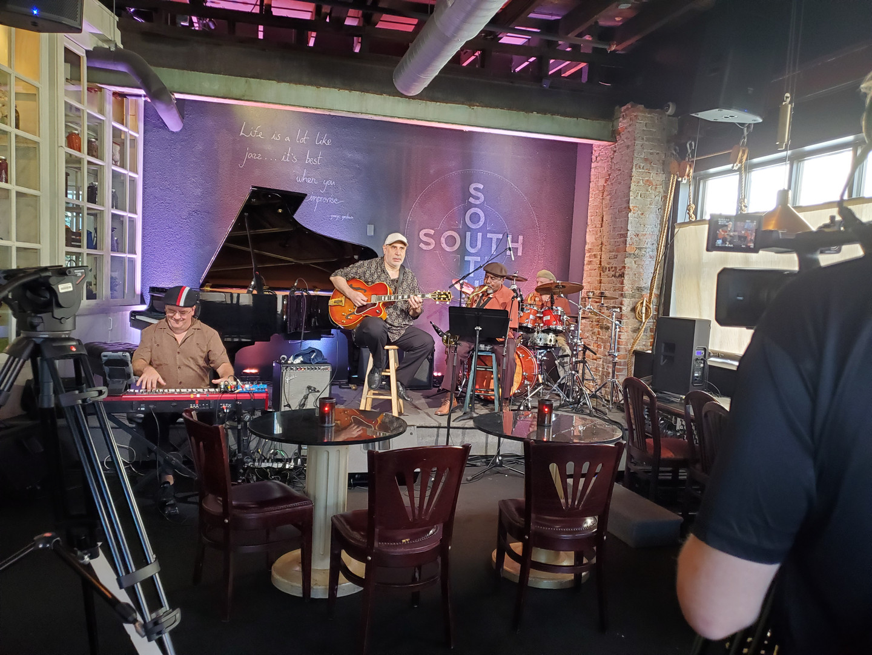 Sam Reed Quartet