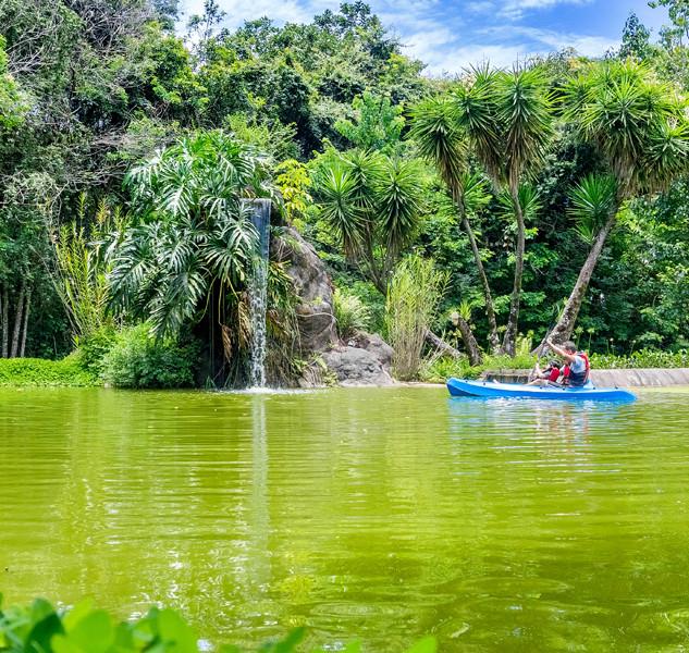 Hotel Mil Flores Lago Caiaque.JPG