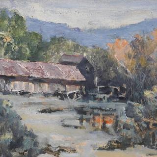 Santa Fe Barn