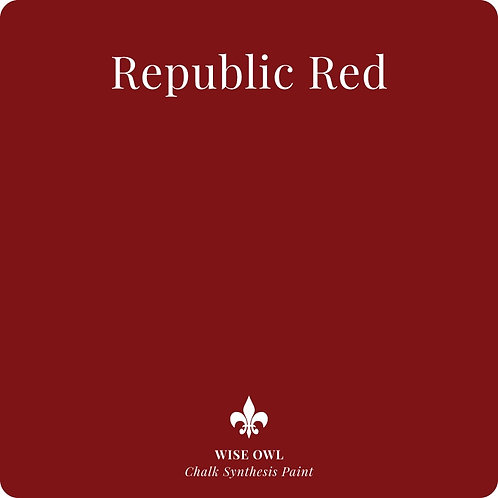 Republic Red CSP