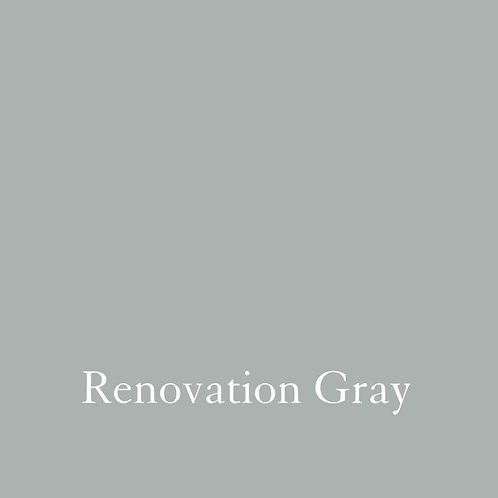 Renovation Gray