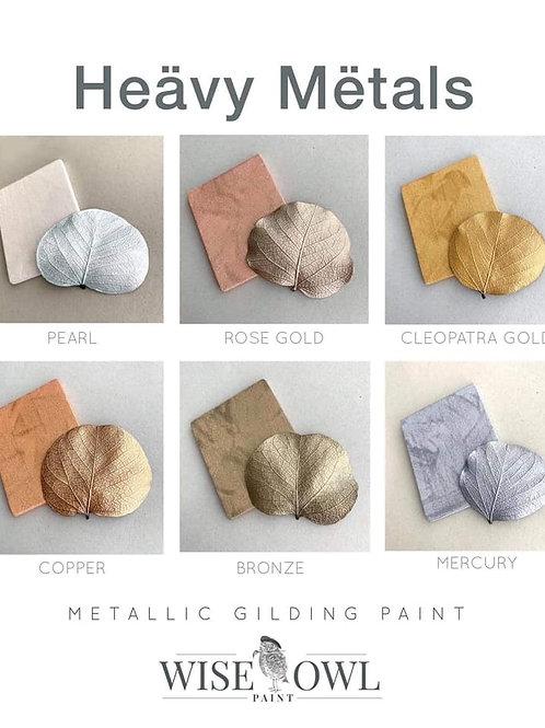 Heavy Metals - 8 oz.