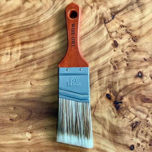 """1 1/2"""" Micro Angled Brush"""