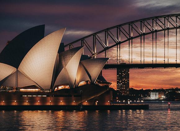 Ross Long Photography - Fine Art Prints - Sydney - RLSY003