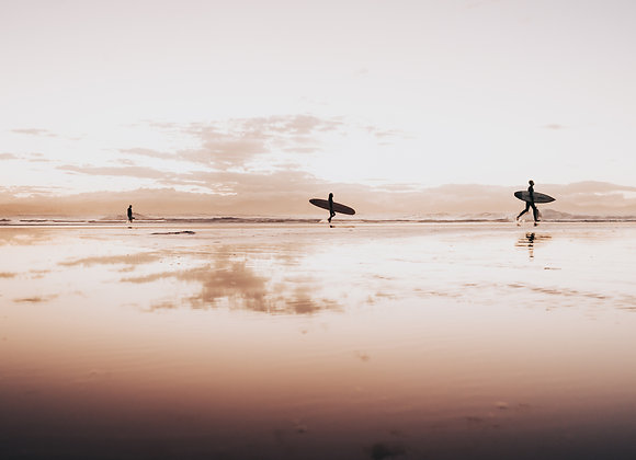 The Pass, Byron Bay - Ross Long Photography - Print Sale