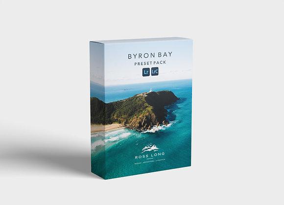 Byron Bay Preset Pack - Desktop
