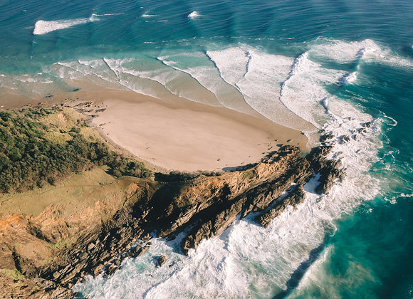 Ross Long Photography - Byron Bay - Wategos Beach - Print sale