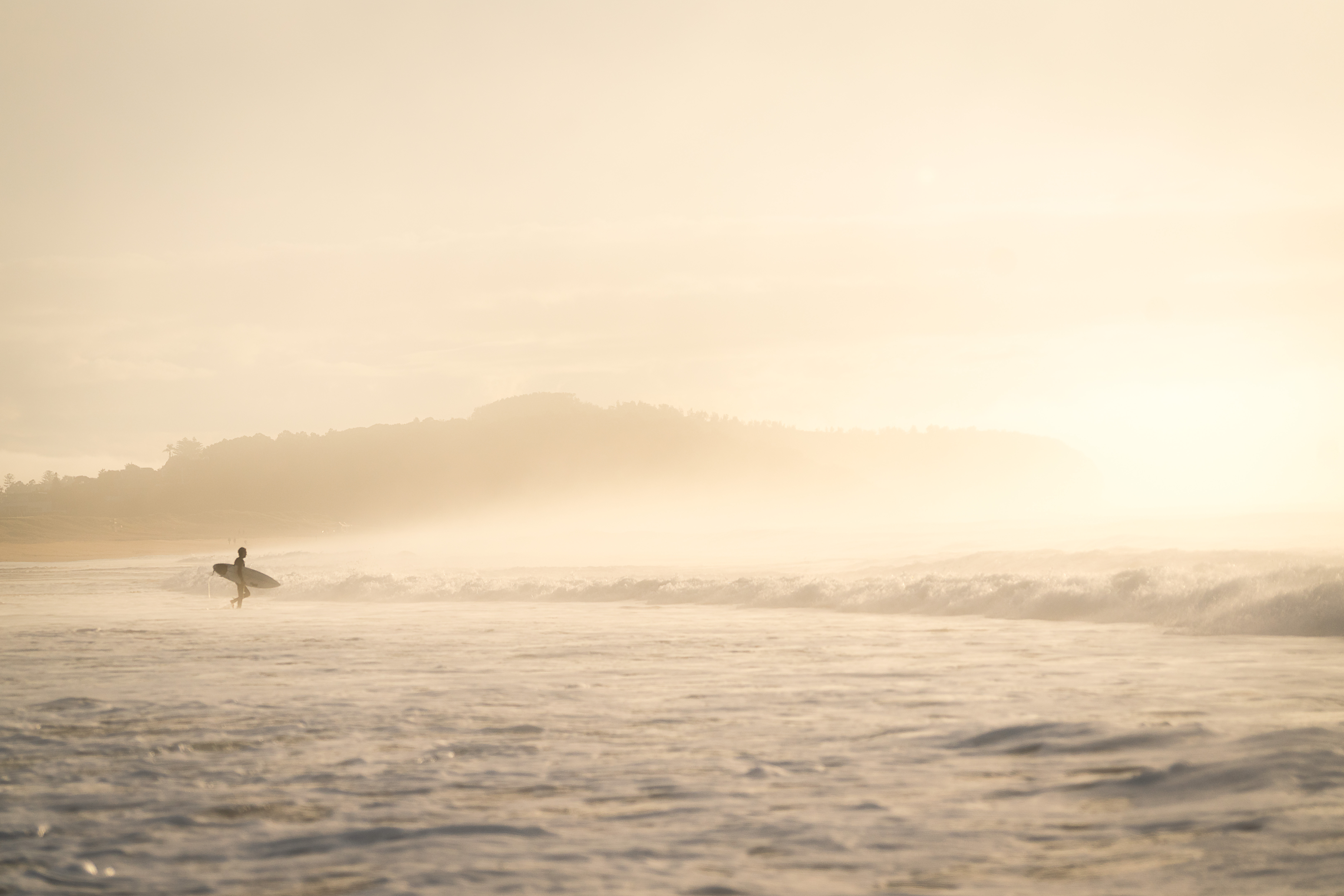 North Narrabeen Surfer