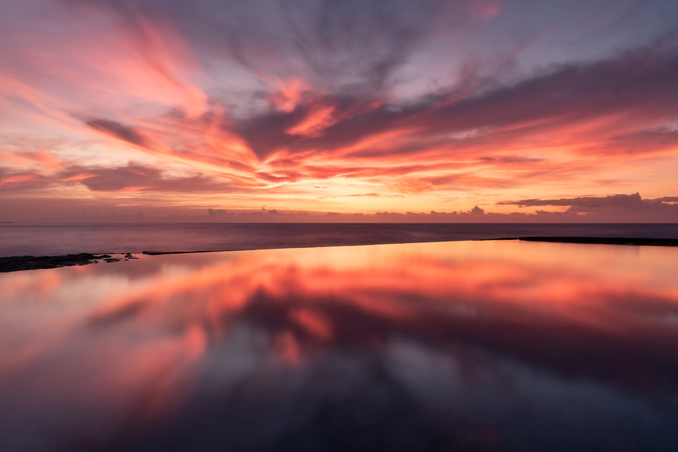 Ross Long Photography - Sunrise at Dee W