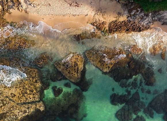 Ross Long Photography - Fine Art Prints - Delwood Beach - RLMY008