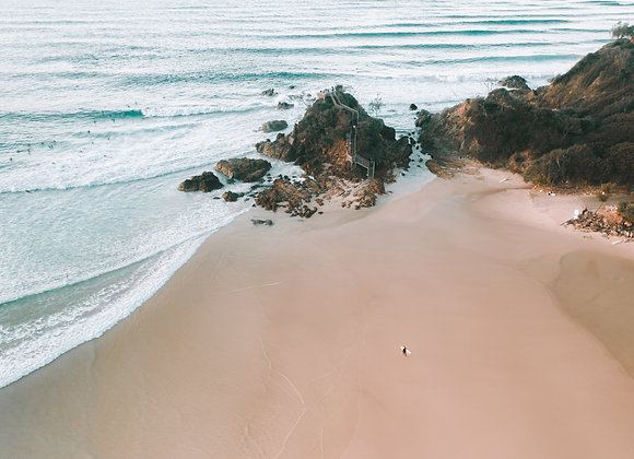Ross Long Photography - The Pass - Byron Bay - Print Sale