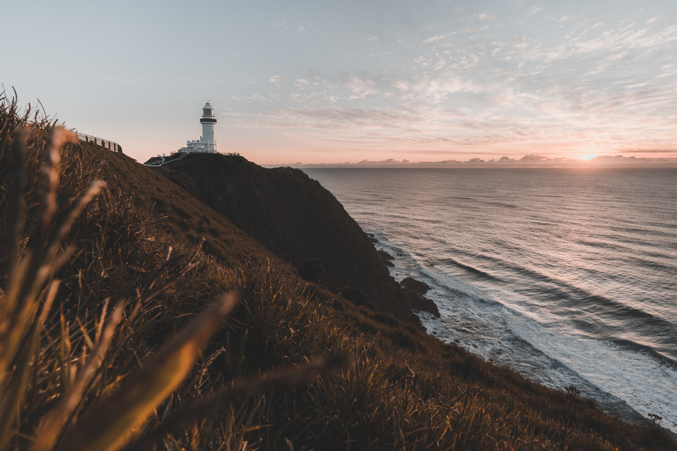 Ross Long Photography - Byron Bay Lighth