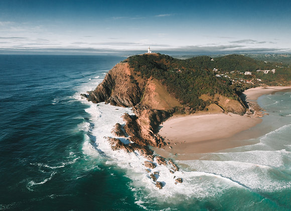 Byron Bay Lighthouse - Ross Long Photography - Print Sale