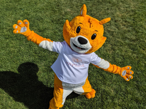 Jobs They Love: Squirrel Mascot