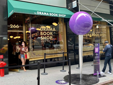 One-of-a-Kind Bookstore is Reborn