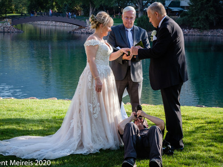Jobs They Love: Wedding Photojournalist