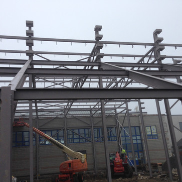 New Build Sports Hall: Co.Kildare