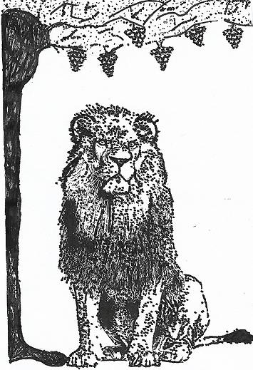 dessin jimmy lion raisins.bmp