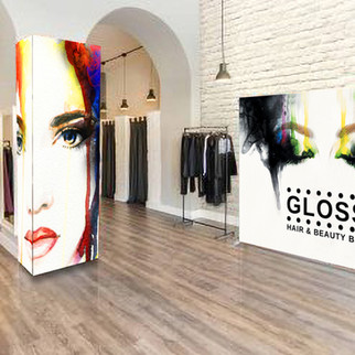 in-store mobile graphics