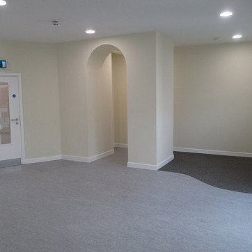 Office Refurbishment & Fit Out: North Dublin City.