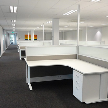 Office Fit Out, Law Centre: Ballymun