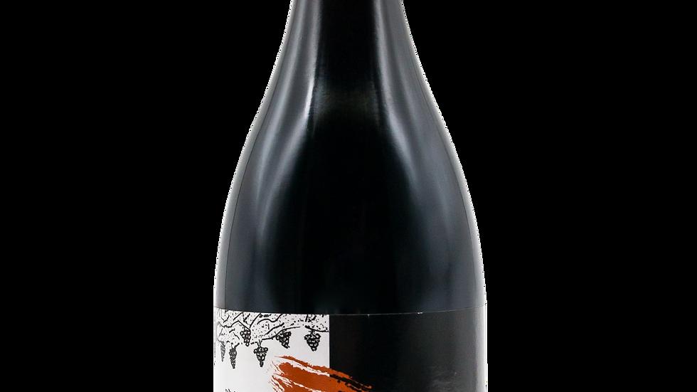 """6 Bouteilles cuvée tradition : """" Bel Air Fauve rouge"""" 2019 AOP Fronton"""