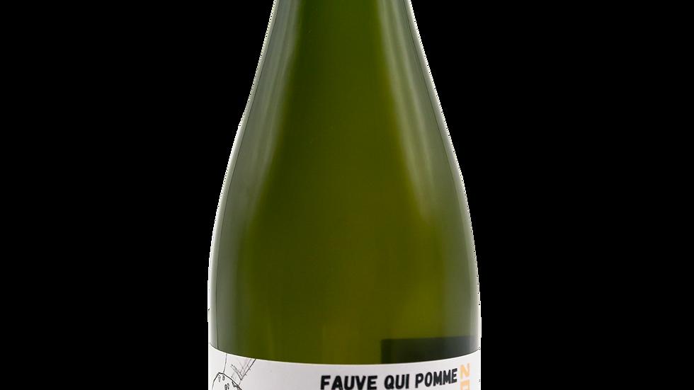 """6 bouteilles de """"Fauve qui pomme"""" : cidre artisanal local toulousain!"""