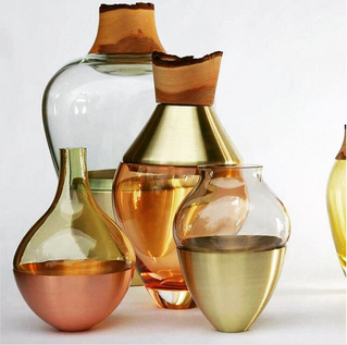 Discover Utopia & Utility's stunning glass vessels