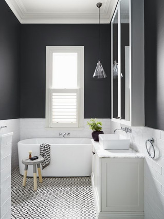 How to: Make the most of a small bathroom