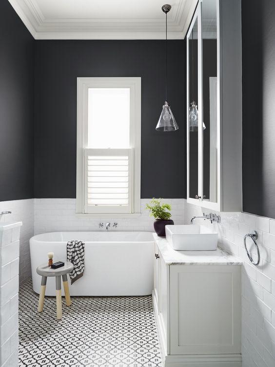 Dulux bathroom
