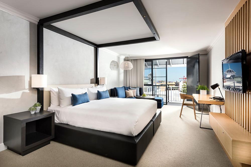 Tradewinds Hotel room