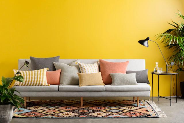 L&M Home cushions