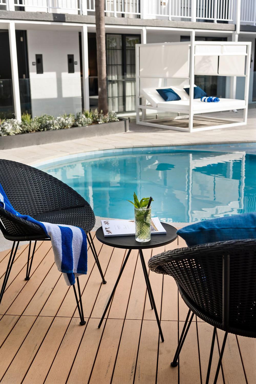 Tradewinds Hotel pool