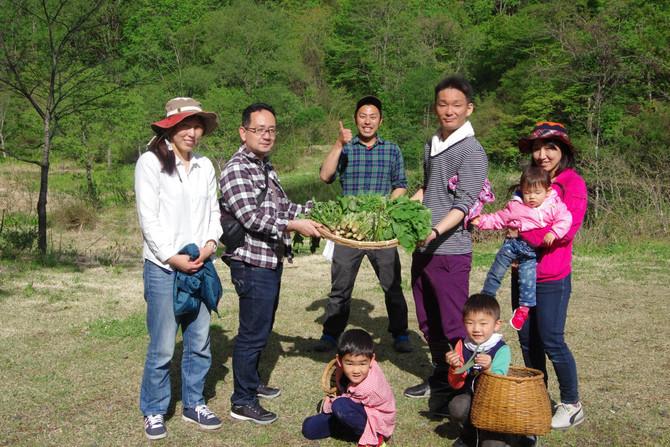 体験活動の力で日本の里山を元気に!  里山ワンダーランド化プロジェクトin信州小谷村 始動!