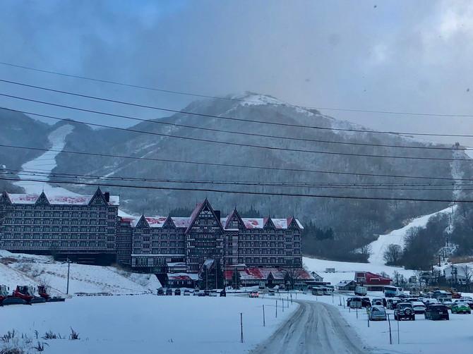 かまくら雪遊びパーク オープン延期のお知らせ