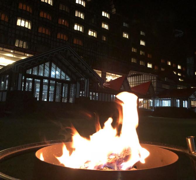 【火おこし&焚き火ナイト🔥】