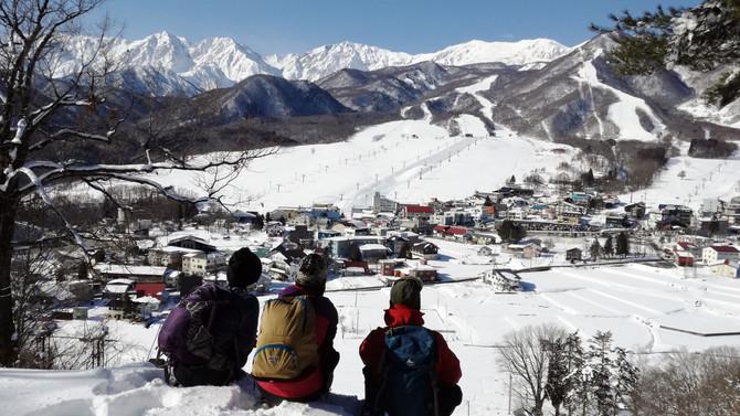 かんじきハイキングの楽しみ方★ 冬の里山を歩いてみよう!